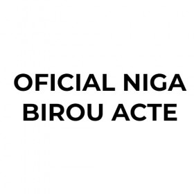 OFFICIAL NIGA - BIROU ACTE